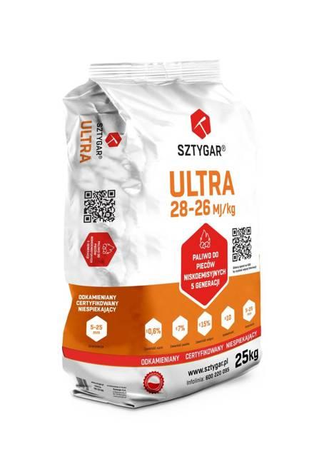 Ekogroszek Ultra Sztygar® 25 kg